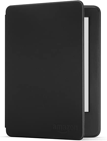 Amazon Protective Cover for Kindle (7th Generation, 2015), Black - will not fit 8th Generation or previous generation Kindle devices or Kindle Paperwhite