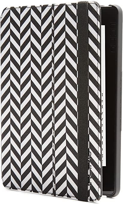 Incipio Standing Folio Pattern Case for Amazon Fire HD 7 (only fits 4th Generation Fire HD 7), Chevron