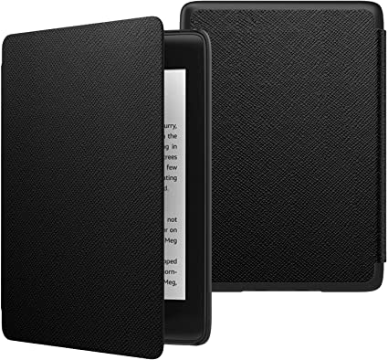 MoKo Case Fits Kindle Paperwhite (10th Generation, 2018 Releases), Thinnest Lightest Smart Shell Cover with Auto Wake/Sleep for Amazon Kindle Paperwhite 2018 E-Reader