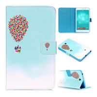 Tab 4 7.0 inch Case, Dteck(TM) Cartoon Design Flip Wallet Stand Case with Card/Money Slots Magnetic Closure Protect Cover