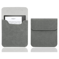Kindle Sleeve for Kindle Oasis - Protective Insert Sleeve Case Cover Bag Fits Kindle Oasis 10th Generation 2019 / 9th Generation 2017, Gray
