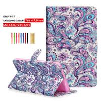 Dteck Flip Folio Stand Case Cover for Nook Tablet