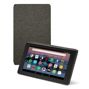 Amazon Fire HD 8 Case (7th & 8th Generation), Charcoal Black